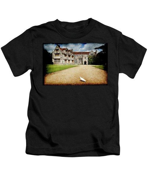 Athelhamptom Manor House Kids T-Shirt