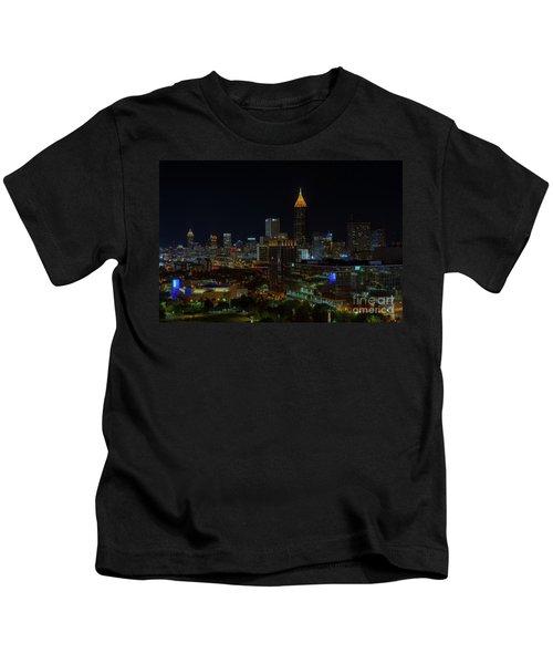 Atlanta Nights Kids T-Shirt