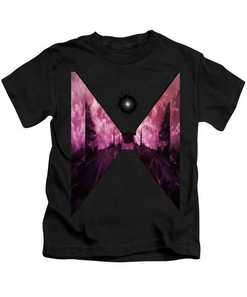 Atmospheric Light T-shirt Kids T-Shirt