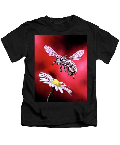 Attack Of The Silver Bee Kids T-Shirt