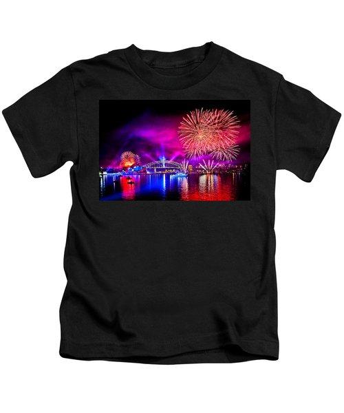 Aussie Celebrations Kids T-Shirt