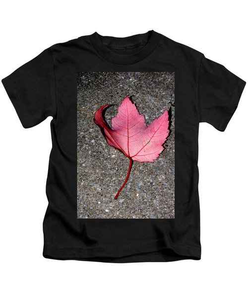Autum Maple Leaf 2 Kids T-Shirt