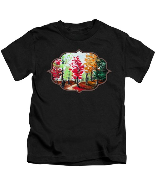 Autumn Kids T-Shirt