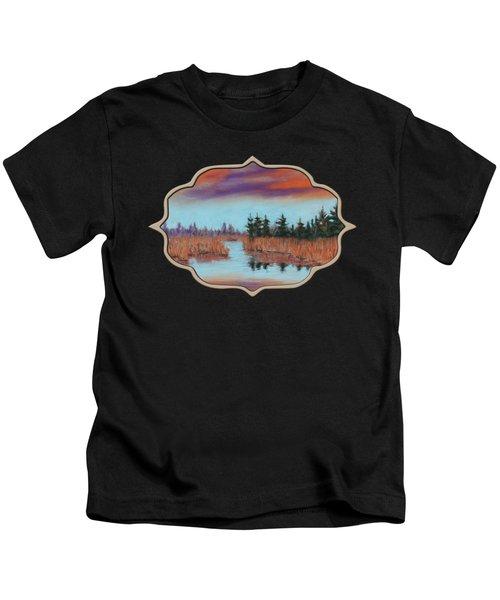 Autumn Attitude Kids T-Shirt