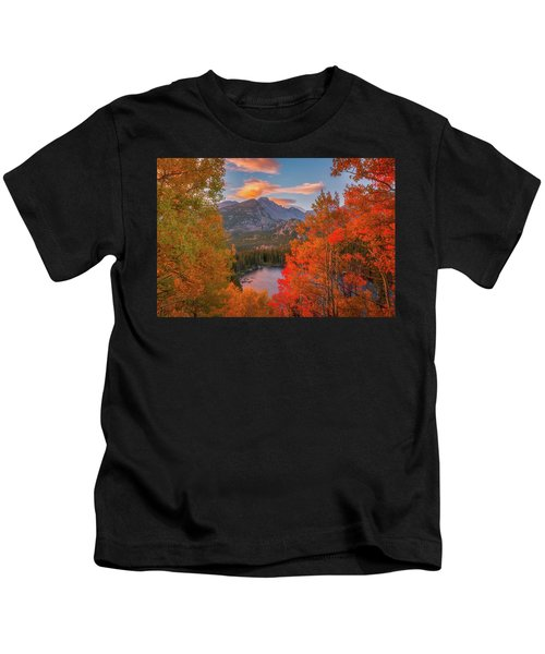 Autumn's Breath Kids T-Shirt