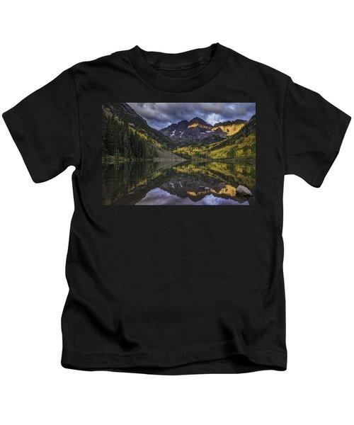 Autumn Dawn Kids T-Shirt