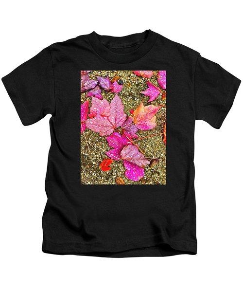 Autumn Dew Kids T-Shirt