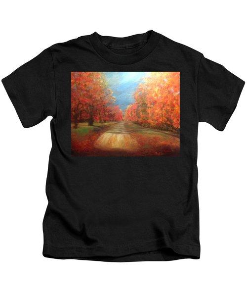 Autumn Dream Kids T-Shirt