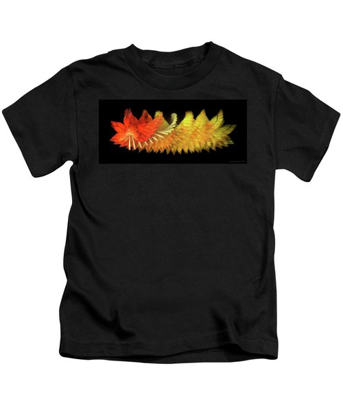 Autumn Leaves - Composition 2.2 Kids T-Shirt