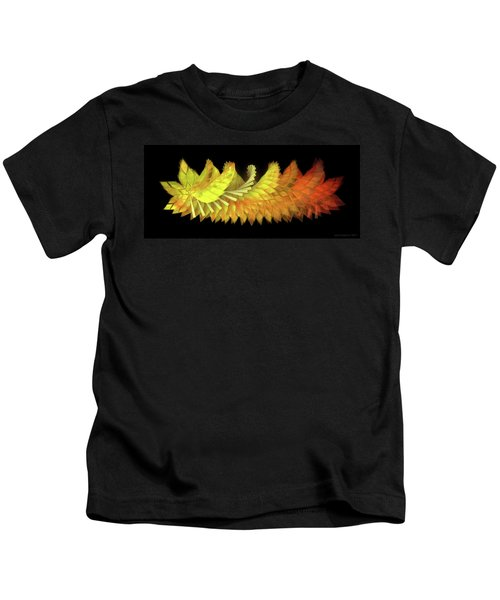 Autumn Leaves - Composition 2.3 Kids T-Shirt