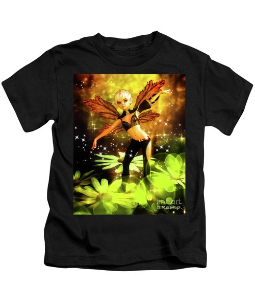 Autumn Pixie Kids T-Shirt
