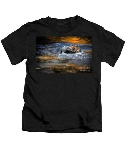 Autumn Waters Kids T-Shirt
