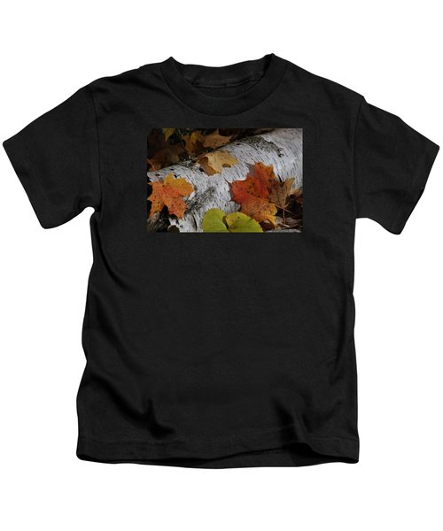 Autumnal Melange Kids T-Shirt