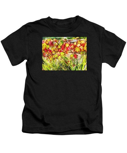 Autumn's Kiss Kids T-Shirt