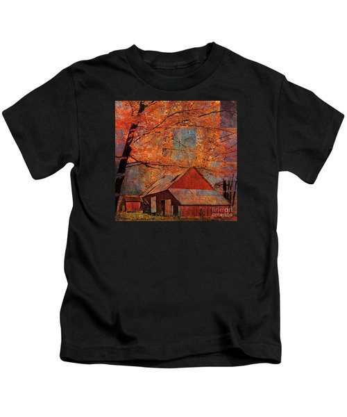 Autumn's Slate 2015 Kids T-Shirt