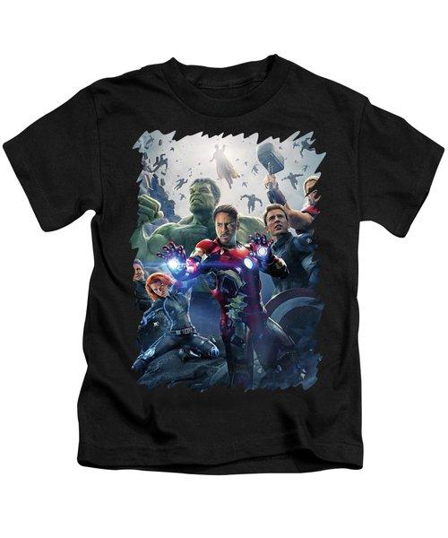 Avengers - Age Of Ultron Kids T-Shirt