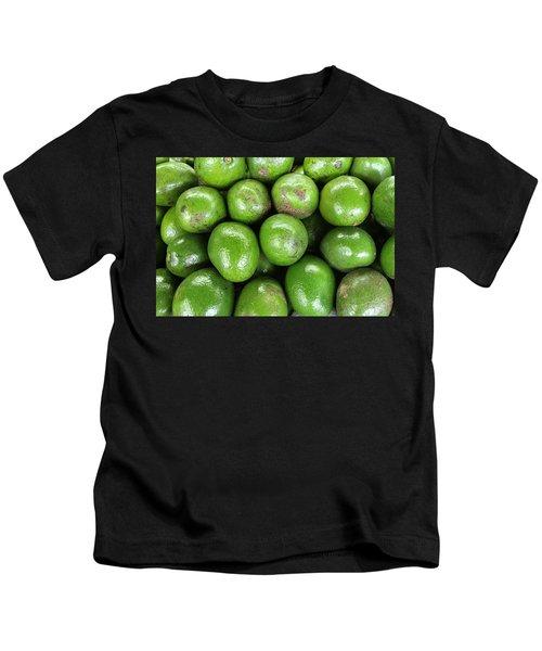 Avocados 243 Kids T-Shirt