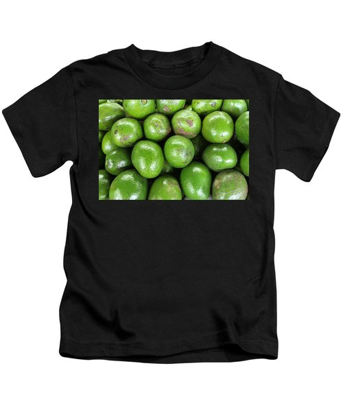 Avocados 243 Kids T-Shirt