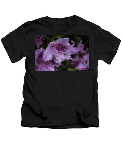 Azalea In Bloom Kids T-Shirt