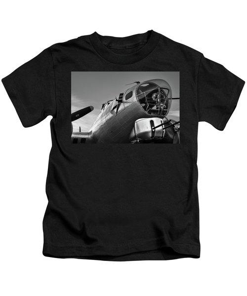 B-17 Nose Kids T-Shirt