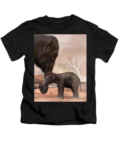 Baby Elephant Kids T-Shirt