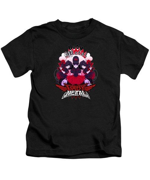 Baby Metal Kids T-Shirt