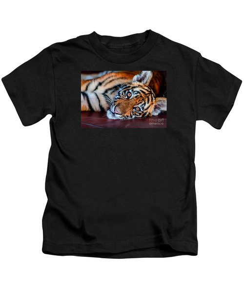 Baby Tiger Kids T-Shirt