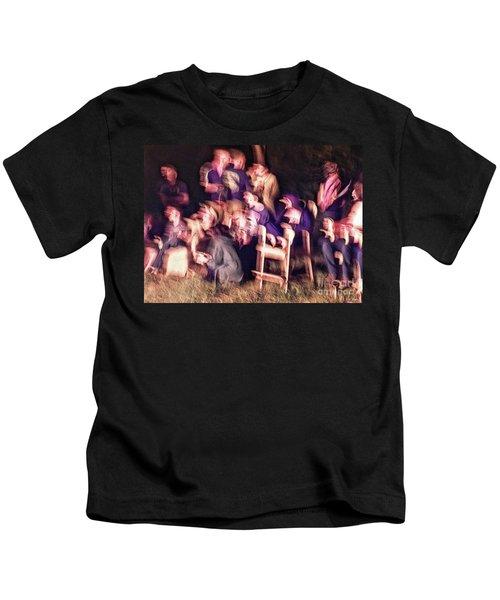 Bacchanalian Freak Show With Hieronymus Bosch Treatment Kids T-Shirt