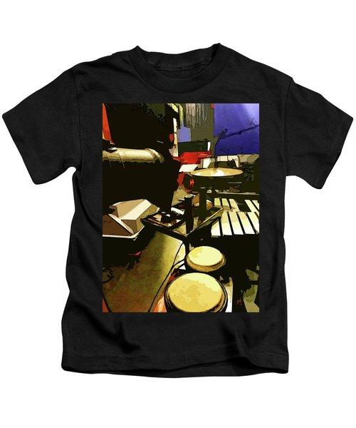 Backstage, Putting It Together Kids T-Shirt