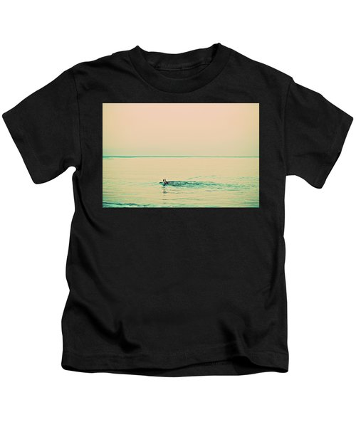 Backstroke Kids T-Shirt