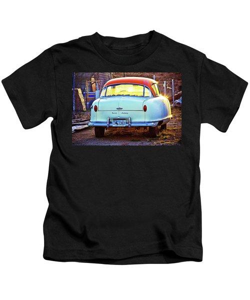 Backyard Jewell Kids T-Shirt