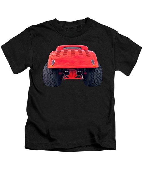 Badass Hotrod Kids T-Shirt