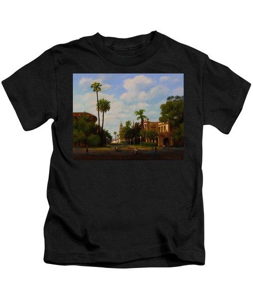 Balboa Park Kids T-Shirt