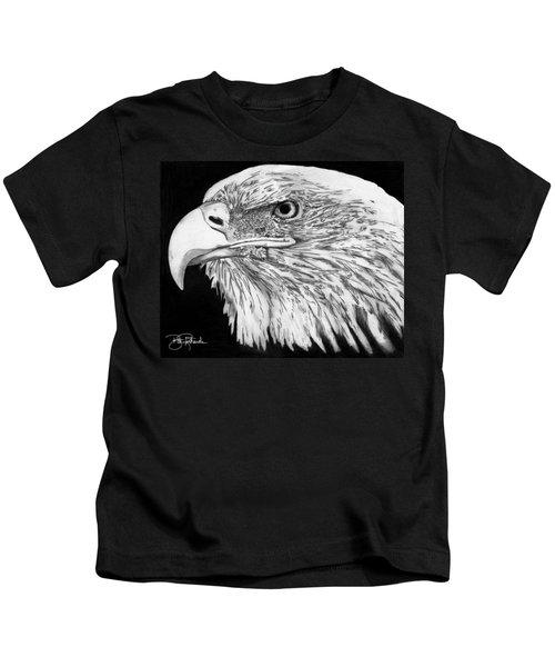 Bald Eagle #4 Kids T-Shirt