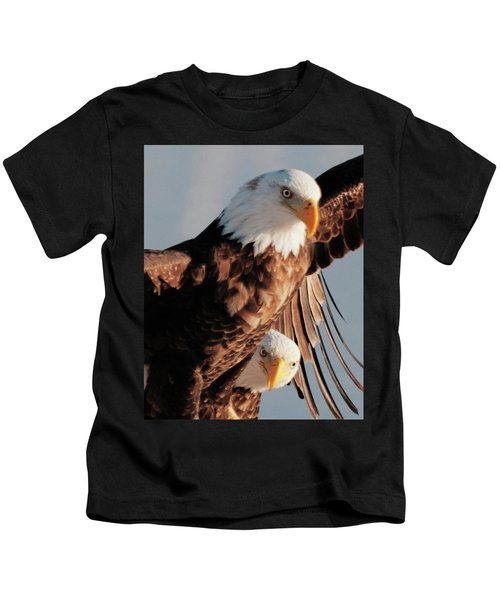 Bald Eagles Kids T-Shirt