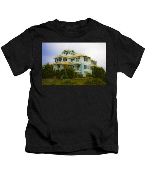 Seaside Getaway  Kids T-Shirt