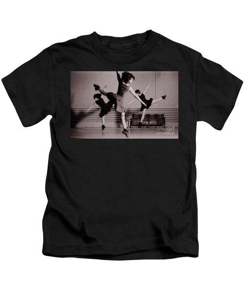 Ballet #10 Kids T-Shirt