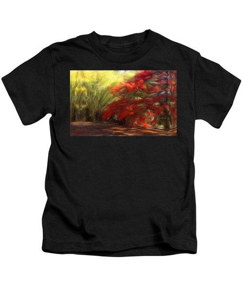 Bamboo And The Flamboyant Kids T-Shirt