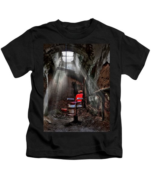 Barber Shop Kids T-Shirt