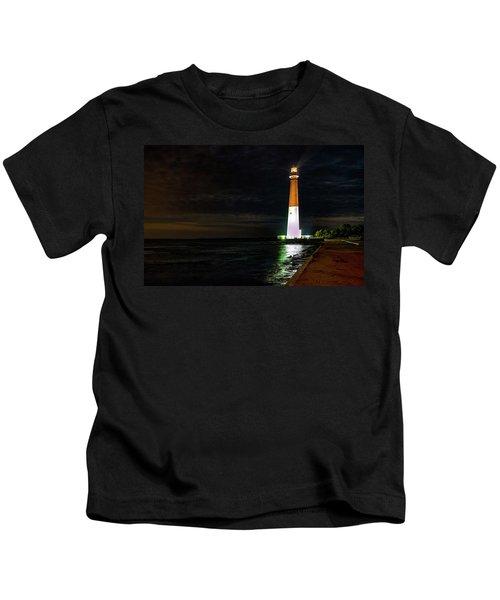 Barnegat Lighthouse Kids T-Shirt