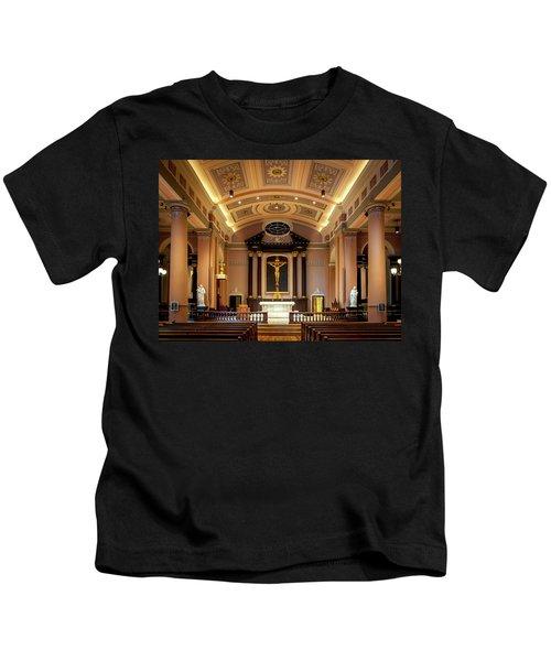 Basilica Of Saint Louis, King Of France Kids T-Shirt