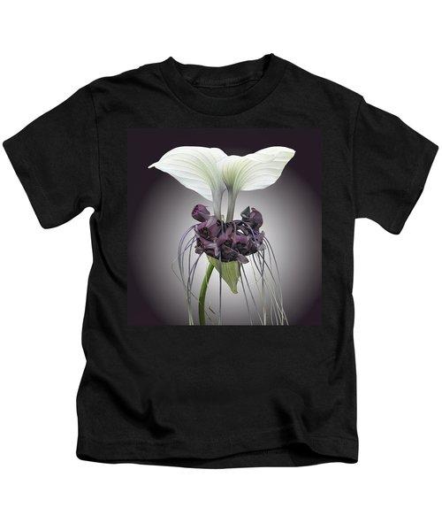Bat Plant Kids T-Shirt