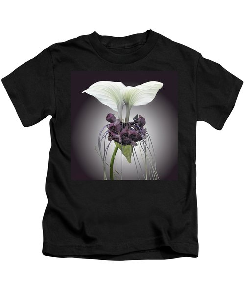 Bat Plant Kids T-Shirt