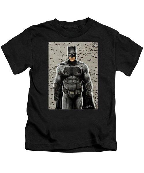 Batman Ben Affleck Kids T-Shirt