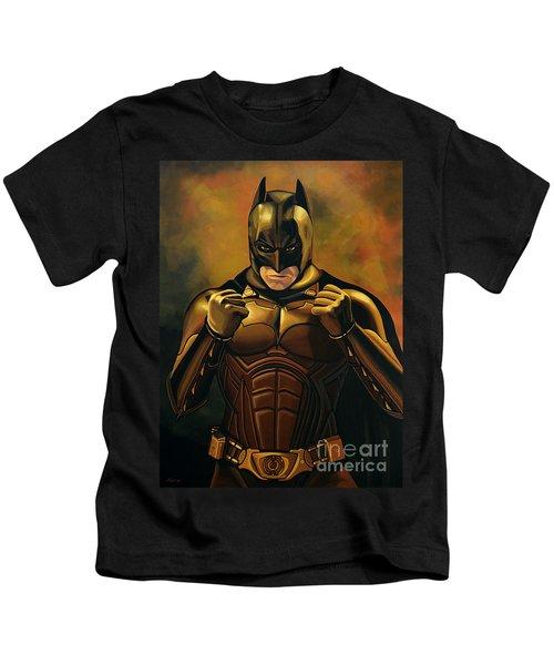 Batman The Dark Knight  Kids T-Shirt