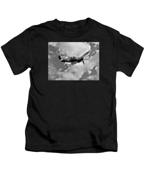 Battle Of Britain Hawker Hurricane Kids T-Shirt
