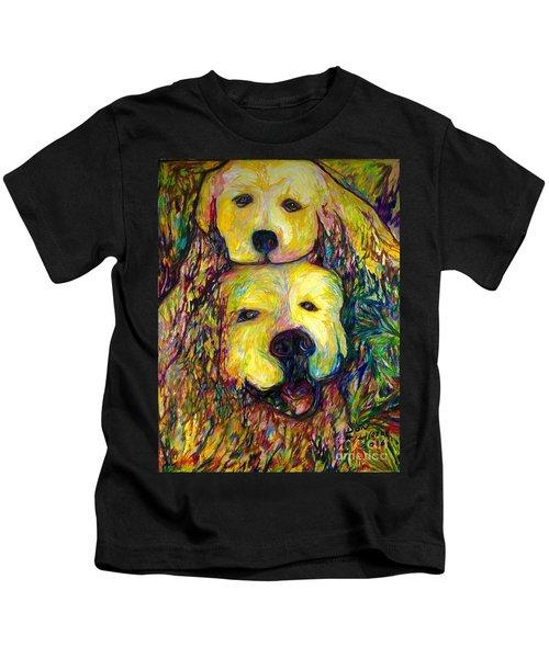 Bauer And Windi Kids T-Shirt