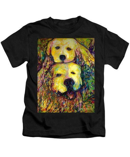 Bauer And Windi Kids T-Shirt