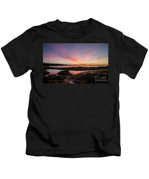 Bay Of Fundy Kids T-Shirt