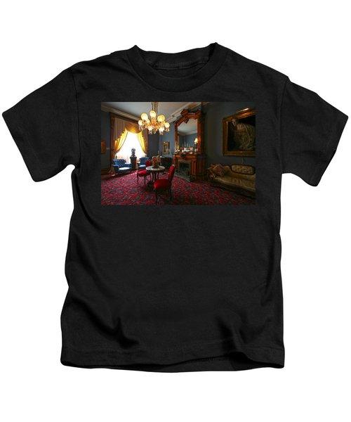 Be Gone Before Nightfall Kids T-Shirt